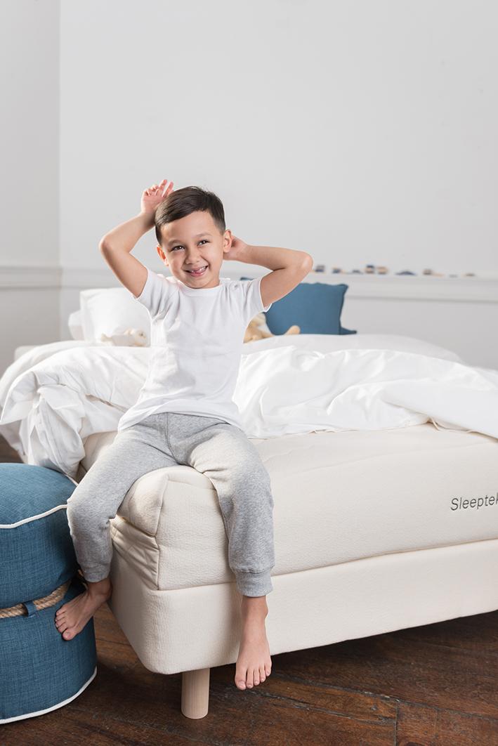 Sleeptek Yantra Kids Organic Rubber Mattress Soma