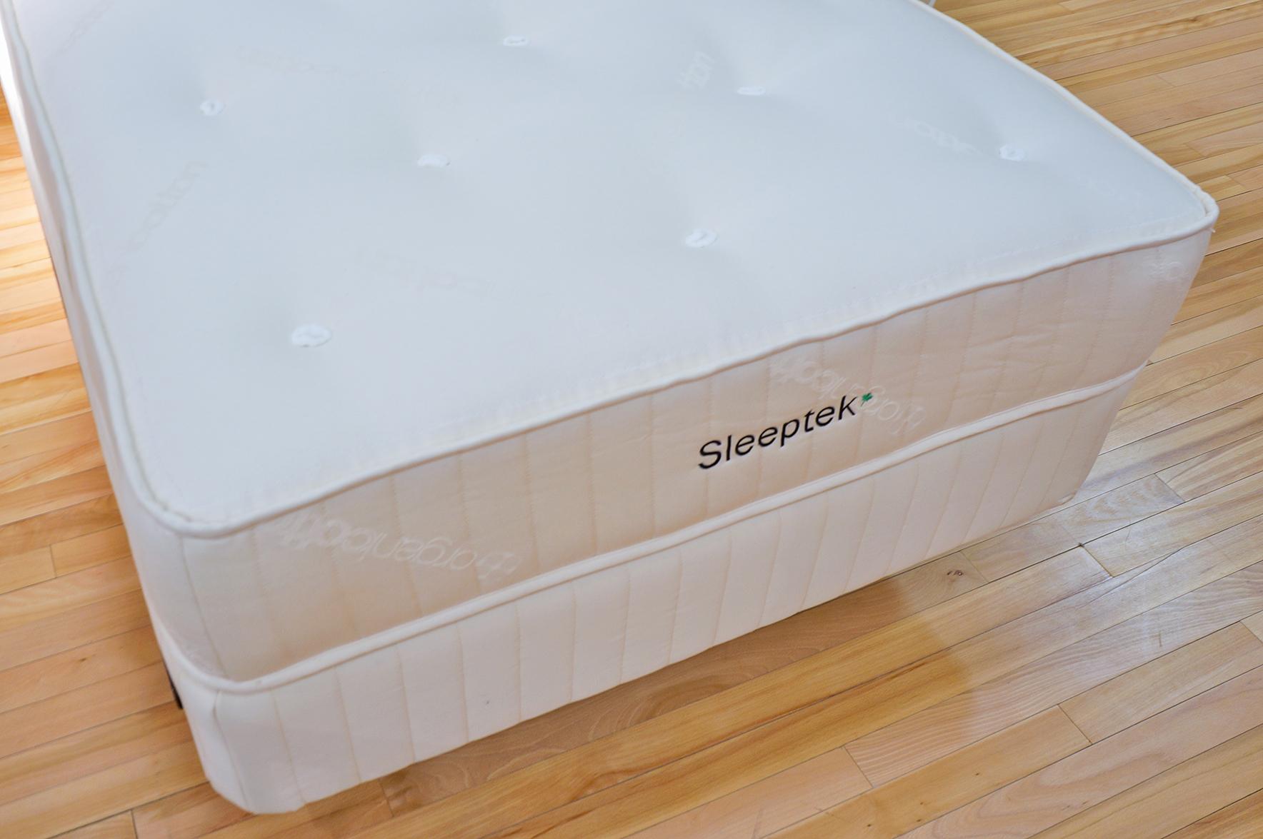 Sleeptek - Mattress Reviews | GoodBed.com