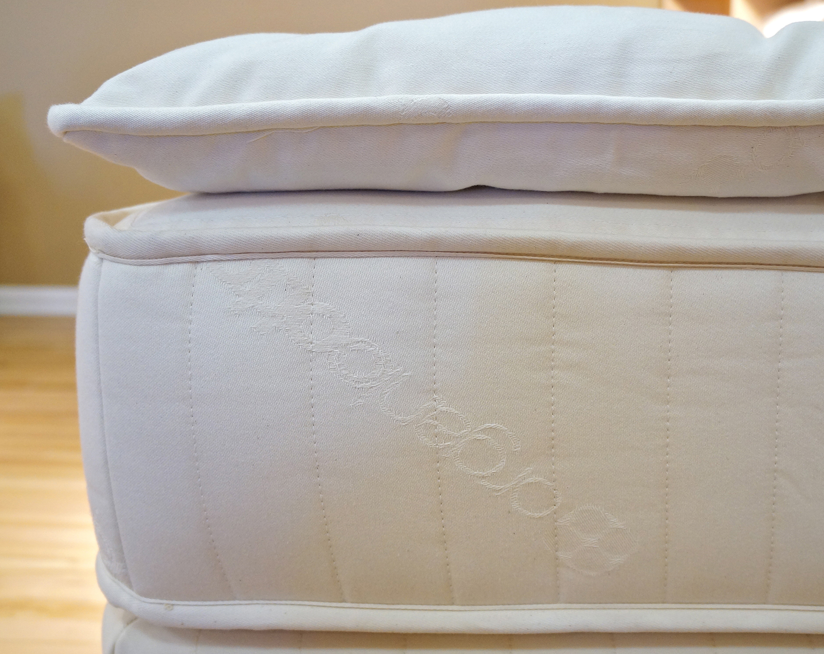 Materials used in all Sleeptek natural and organic mattresses