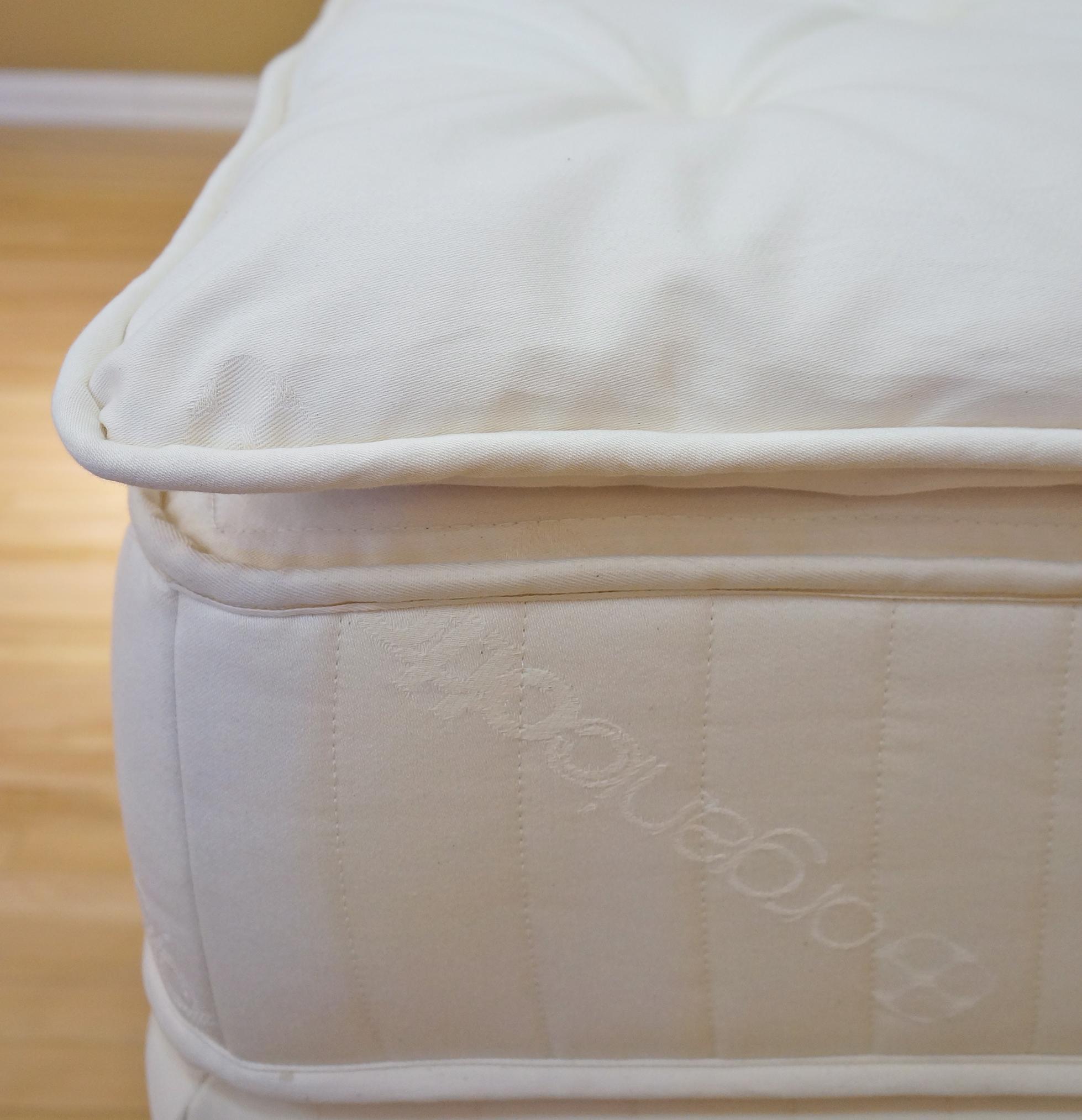 Sleeptek Crib Mattress : Soaring Heart Crib Mattress Review