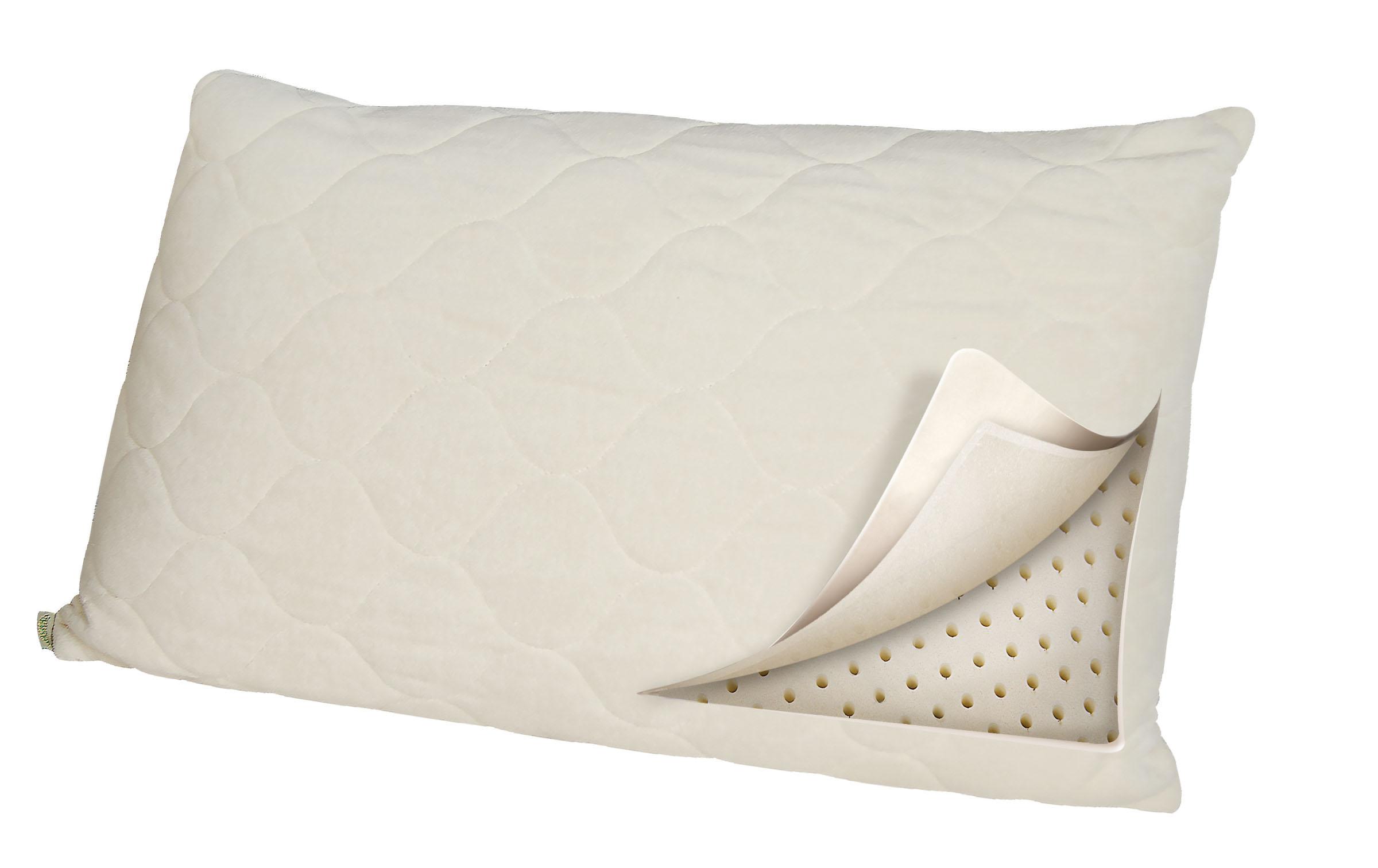 Low Profile Latex Pillow 113