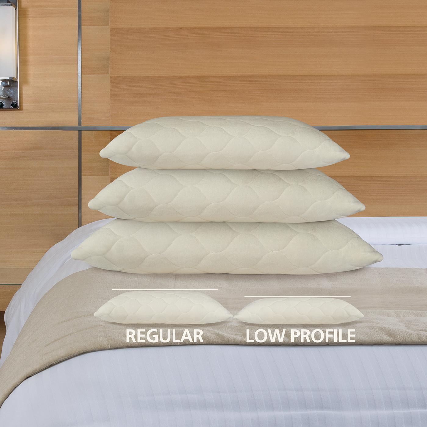Low Profile Latex Pillow 6