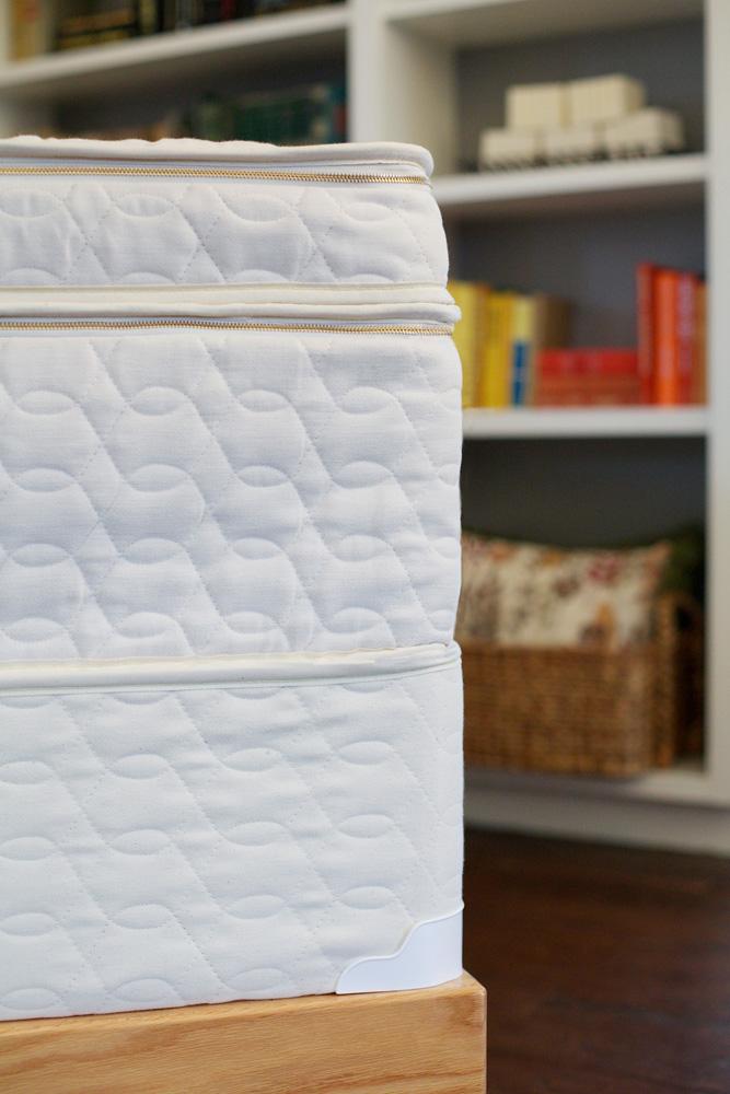Savvy Rest Unity Pillowtop Organic Mattress Soma