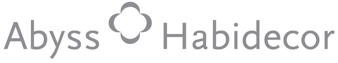 Abyss & Habidecor; Abyss; Habidecor; Abyss and Habidecor; Abyss Towels. Habidecor rugs; Luxury Spa & Bathroom; Abyss & Habidecor logo