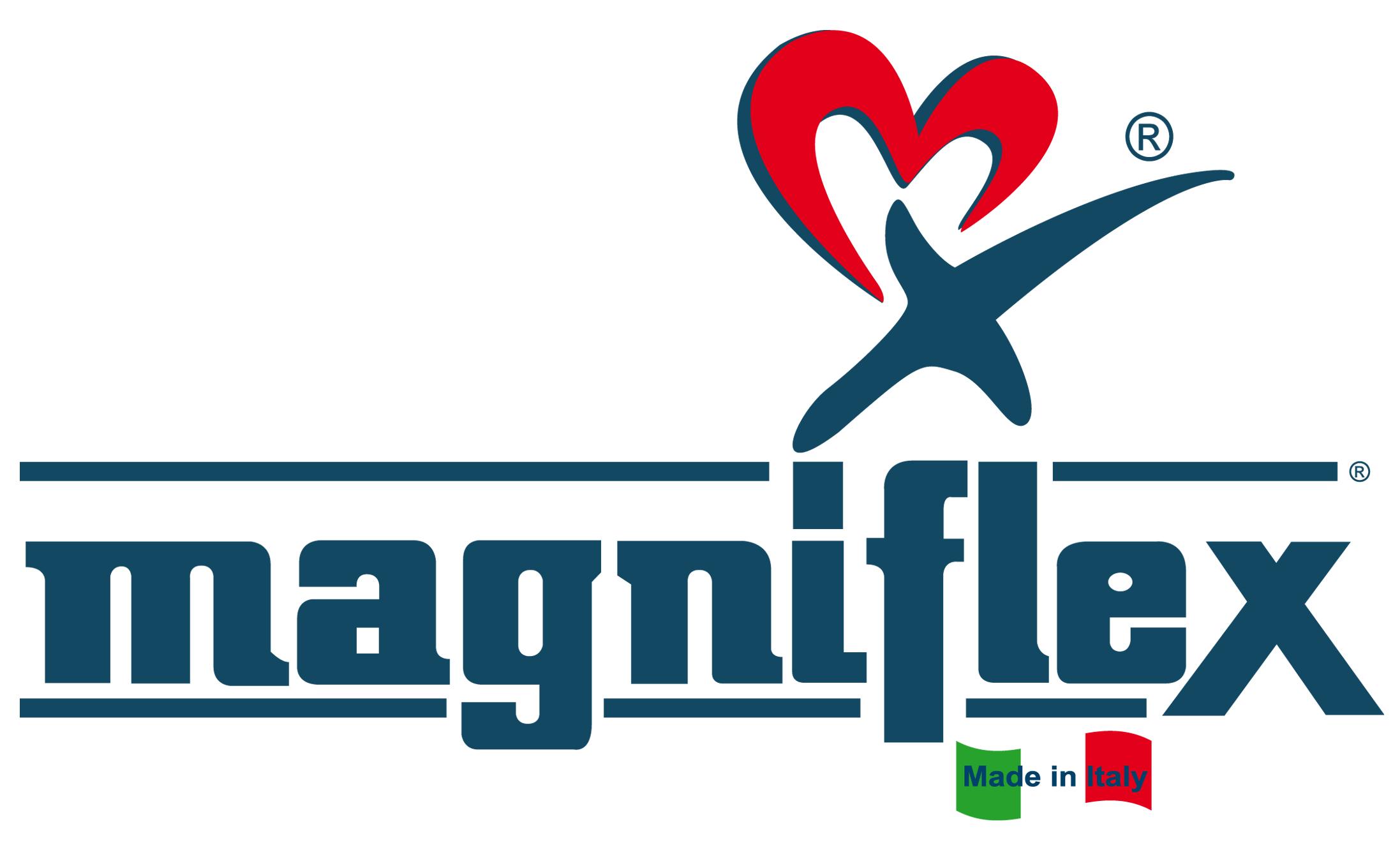 Magniflex; Magni; Magniflex USA; Magniflex Italy; Magniflex Logo