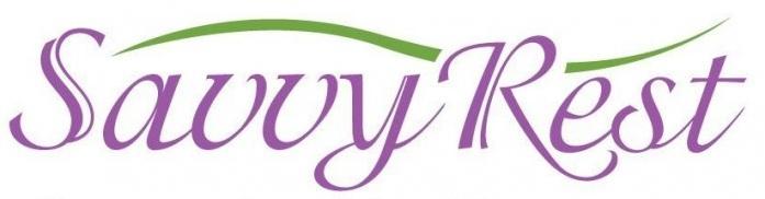 Savvy Rest; Savvy; Savvy Rest organic mattresses; Savvy Rest latex; Savvy Rest Logo